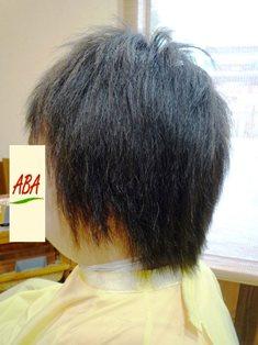 【他店で、断られた強いくせ毛の男性縮毛矯正 お任せ下さい】